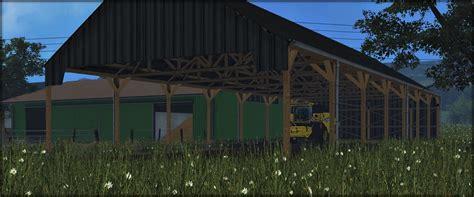 buildingstraw v 1 ls 17 farming simulator 2017 mod fs
