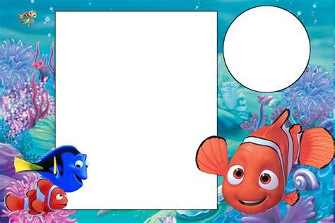finding nemo invitations template imprimibles de nemo 3 ideas y material gratis para