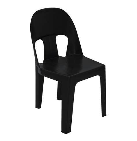 stuhl plastik plastic chair black lowest prices specials makro