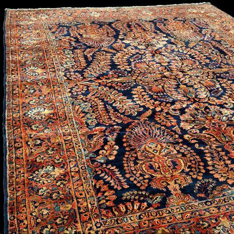tappeto persiani tappeto persiano antico saruk mohajeran 2 carpetbroker