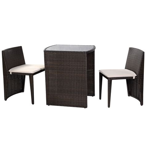 convenience boutique outdoor 3 furniture seat wicker