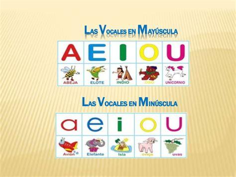 imagenes en ingles con las vocales dimensi 211 n comunicativa las vocales