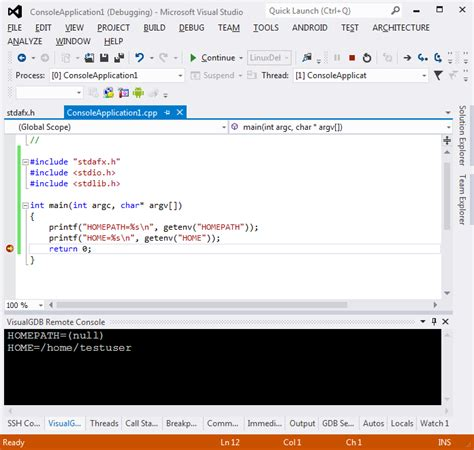 linux tutorial basics porting a windows app to linux with visual studio