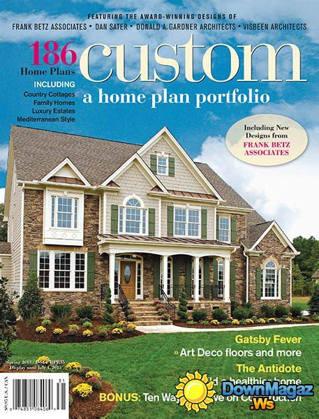custom a home plan portfolio 2013 187 pdf
