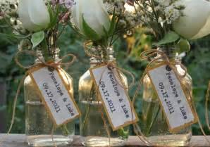 Bridal shower favors romantic decoration