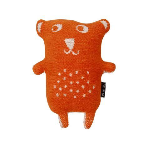 Setelan Cowok Baby Bears Orange baby barnfiltar
