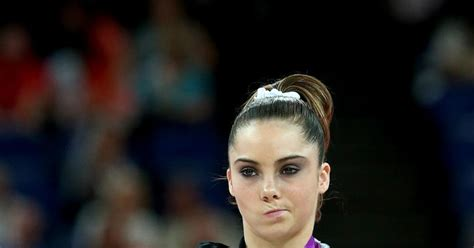 olympic gymnast mckayla maroney announces end of competitive career mckayla not impressed maroney where is the former