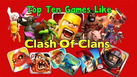 like clash of clans like clash of clans for pc android 2018 top 10