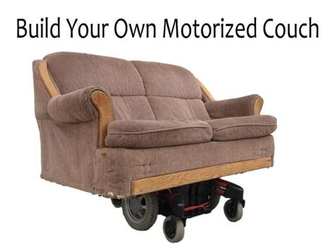 motorized couch motorized couch gadgetify com