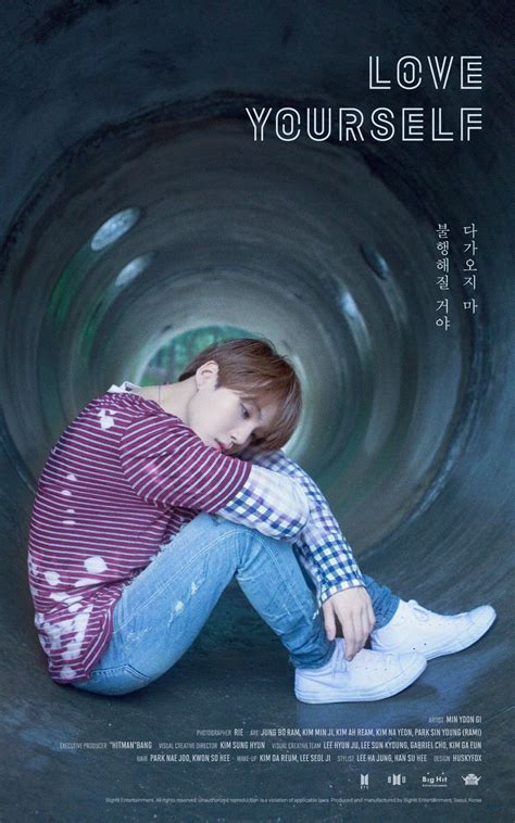 bts love yourself update bts reveals jin s poster for quot love yourself quot soompi