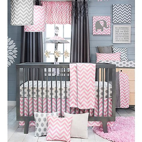 Pink Baby Cribs For Sale Glenna Jean Swizzle Crib Bedding Collection In Pink Bed Bath Beyond