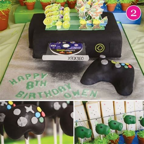 themed gamer party video game party bryson 10 year old birthday ideas