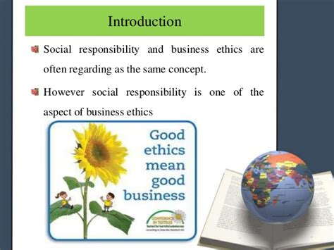 Business Ethics And Corporate Social Responsibility Mba Notes by Business Ethics And Social Responsibility
