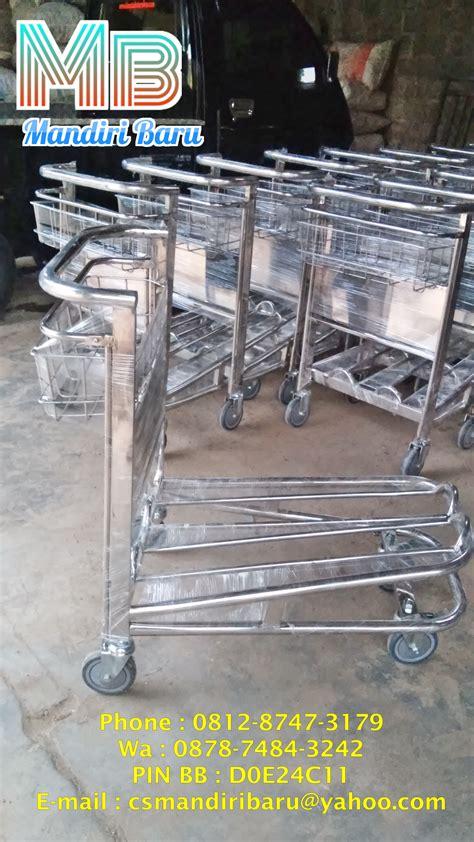 Tempat Sah Asbak Stainless jual troley bandara harga murah 28 images jual troley linen murah dan laundry murah produsen