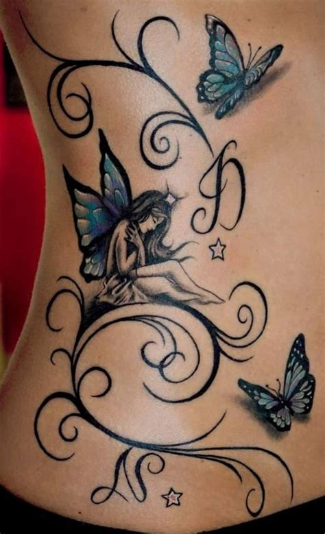 gnome tattoo and butterflies tattoos tattoos