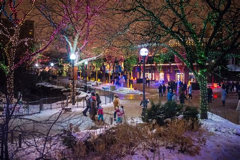 2018 christmas light displays in chicagland events for the chicago