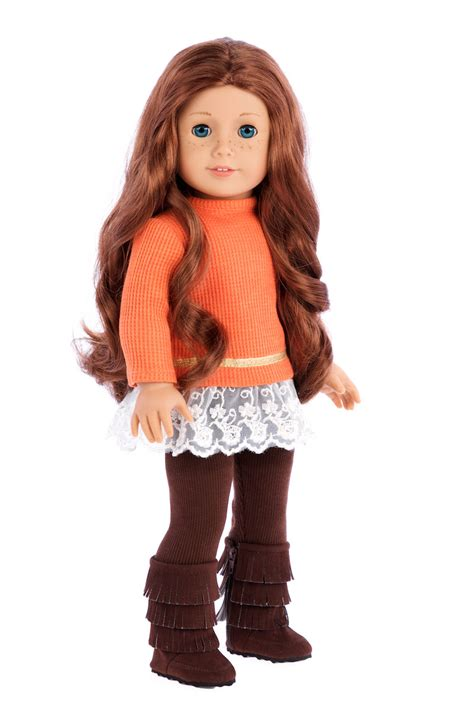 Hello Doll by Hello Doll Clothes For 18 Inch American Doll