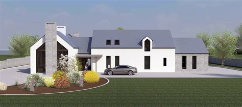 contemporary house designs ireland modern irish house plans escortsea