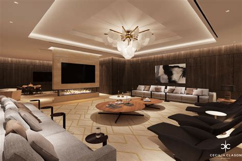 home design company in dubai living room interior design