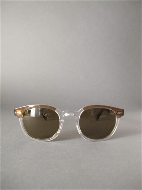 Flat Shoes Kumis moscot lemtosh brown with brown lenses 228