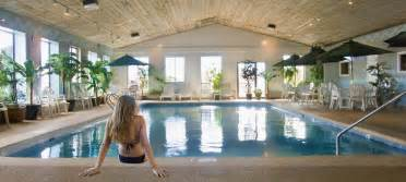 House Builder Program indoor pools at an awarding winning cape cod resort hotel