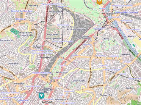 Zoologischer Garten Karte by Zoologischer Garten In Stuttgart