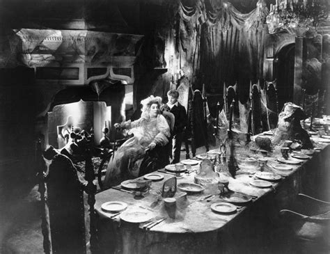 Circle Dining Room Table dickens on screen at the bfi cellophaneland