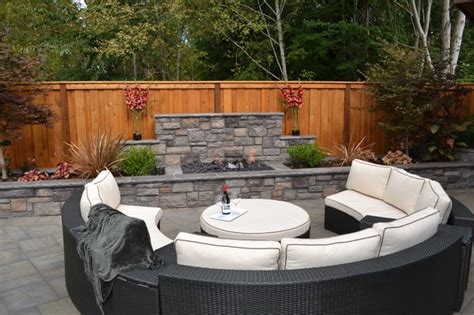 outdoor kitchen designs for portland oregon landscaping fire pit traditional patio portland by all oregon