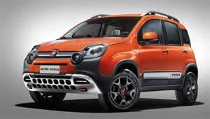 Fiat 4 X 4 Cars Fiat Panda Cross Is One Badass 4x4