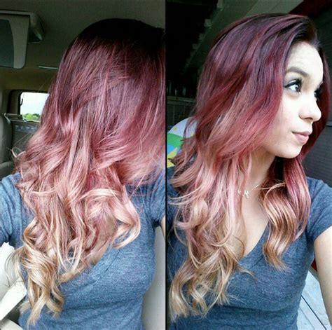 lock color pelo 2016 26 id 233 es nouvelle rouge cheveux superbes cheveux coiffure