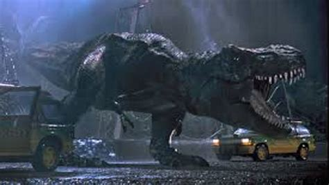 jurassic park car trex jurassic park was the t rex the same one science