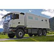 GLOBECRUISER  Luxury Offroad Motor Homes Actionmobil