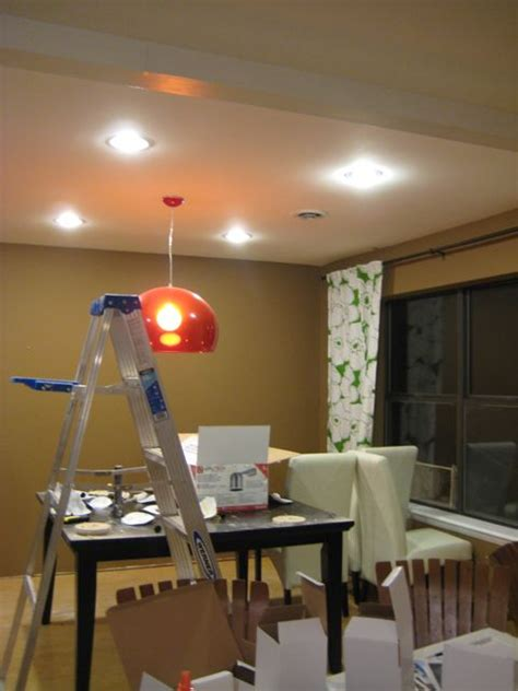 can lights in dining room installing can lights in our dining room welcome to