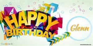 happy birthday glenn free ecards