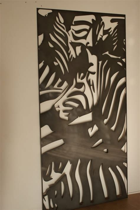 Lu Plasma Motif Ular parement mural d 233 coration et luminaires