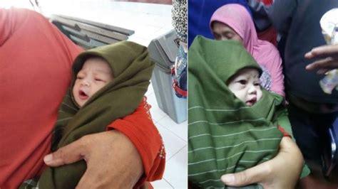 Kereta Bayi Di Surabaya mukjizat bayi ini lahir di kereta api probowangi surabaya