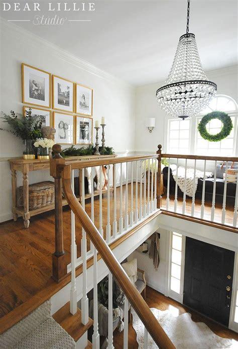 christmas   upstairs hallway dear lillie studio