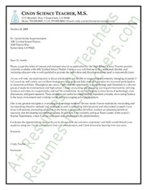 Cover Letter Principal Scientist 1000 Images About And Principal Cover Letter Sles On Cover Letter Sle