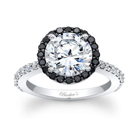 barkev s designer engagement ring in 14kt white