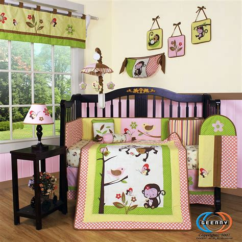 soho curious monkey baby bedding and more baby bedding