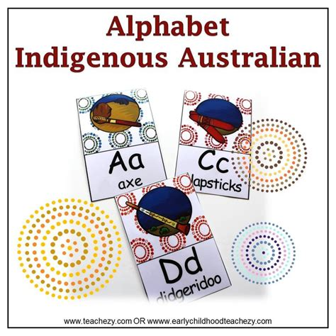 printable alphabet flash cards australia 69 best images about indigenous australia aboriginal