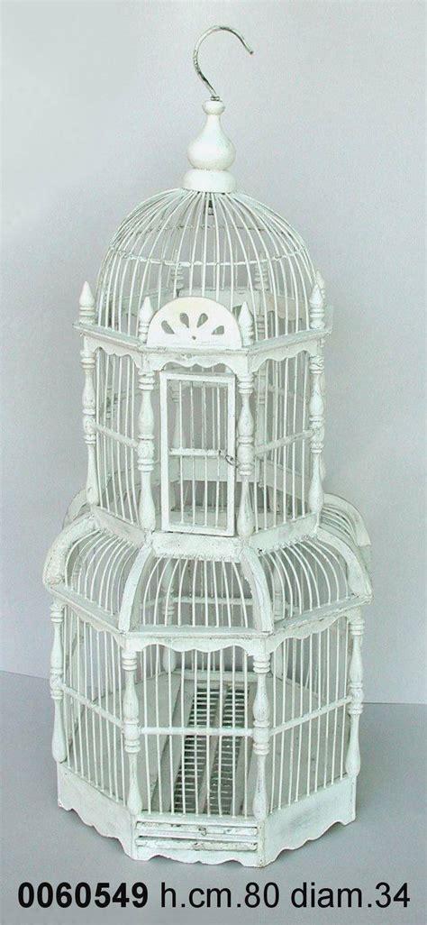 gabbie antiche per uccelli antica soffitta gabbia per uccelli decorativa 80cm shabby