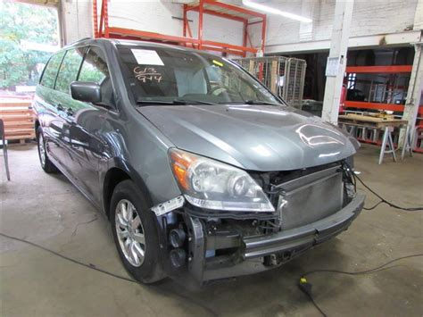 parting out 2009 honda odyssey stock 170365 tom s