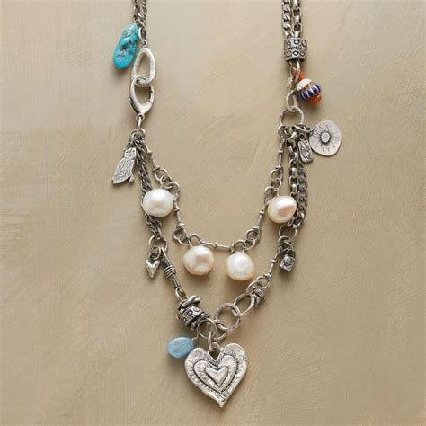 Handcrafted Jewels - true necklace for the spirit that shines true a