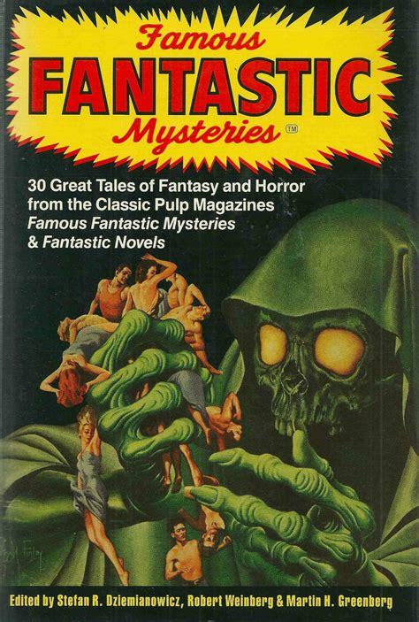Cool Desk Fans Book Review Famous Fantastic Mysteries Great Tales Of