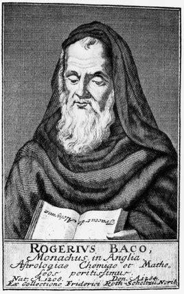 El franciscano alquimista (1) — Cuaderno de Cultura Científica