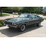1969 CHEVROLET CHEVELLE SS 396 COUPE  81269