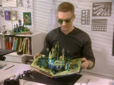 Link Martha Up And Personal by Creating Pop Up Books With Robert Sabuda Create Image
