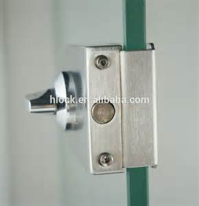 glass shower door locks see larger image