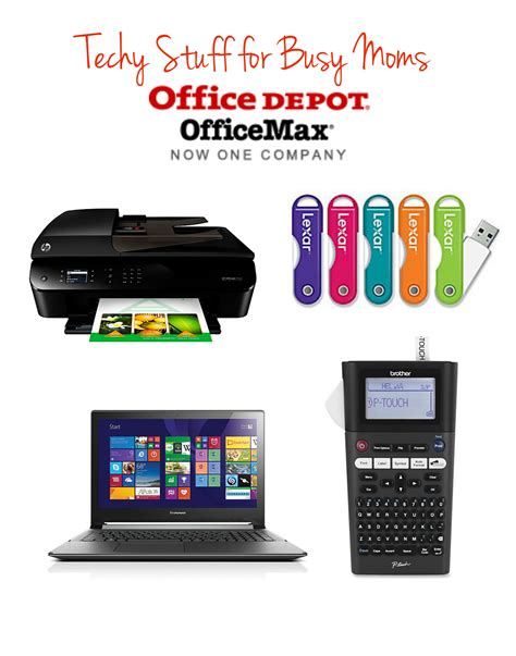 techy gifts prepping for the holidays with office depot